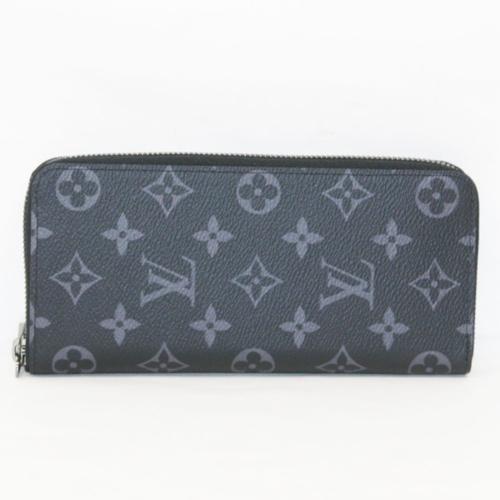 未使用品のモノグラムエクリプスラインのお財布を買取しました。のサムネイル画像