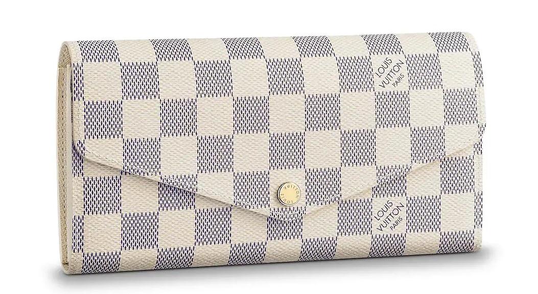 人気のあるダミエラインの財布のイメージ画像