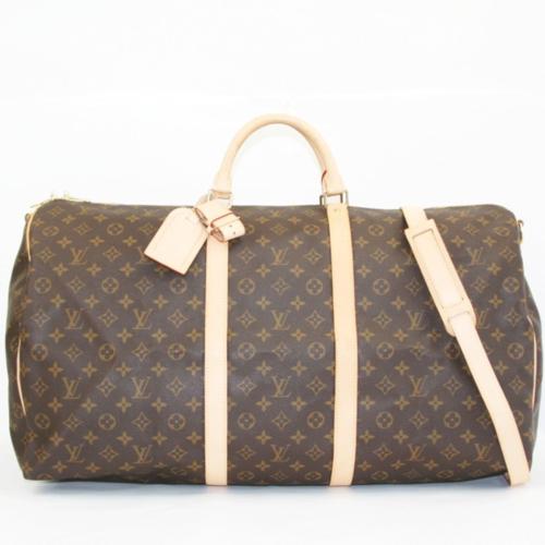 ルイヴィトンのボストンバッグ,キーポルを買取いたしましたのサムネイル画像