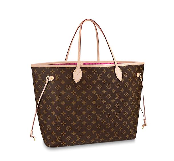 Louis Vuitton(ルイヴィトン)バッグの人気ランキング第3位【モノグラム】のイメージ画像