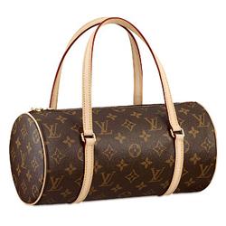Louis Vuitton(ルイヴィトン)バッグの人気ランキング第9位【パピヨン】のイメージ画像