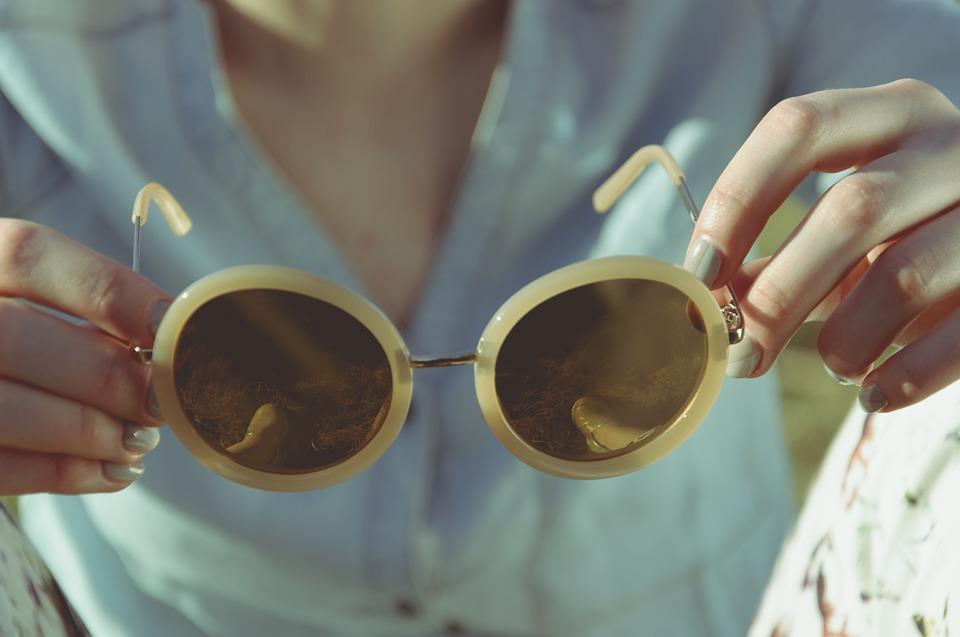 ブランドのサングラス紹介のイメージ画像