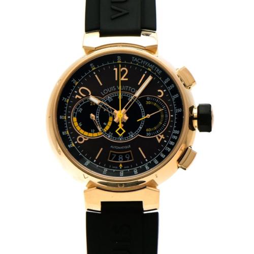 中野店でルイヴィトンのタンブール,型番Q1029の時計を買取しました。のサムネイル画像