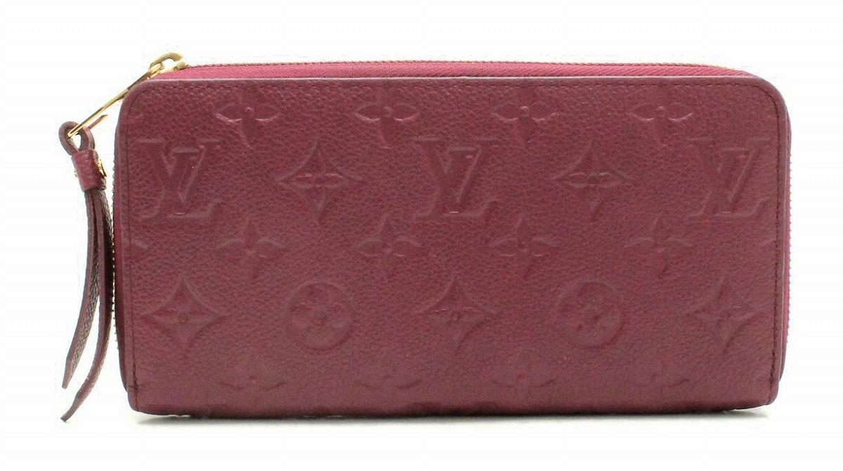 ルイヴィトンのアンプラントは財布が人気。その魅力とは?