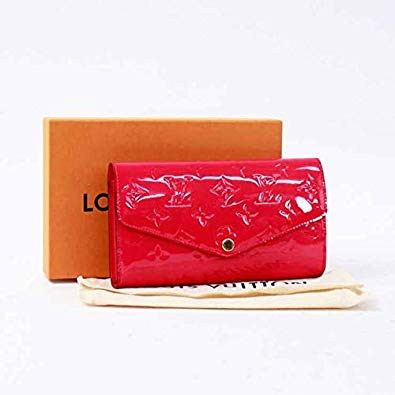 大人の魅力!ルイヴィトンのヴェルニラインの財布をご紹介